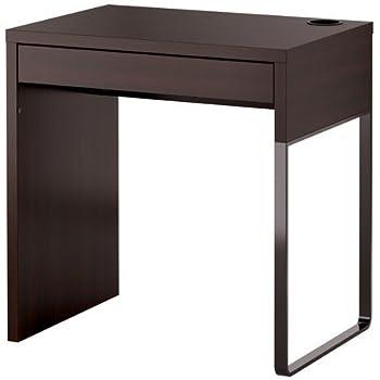 Eckschreibtisch weiß ikea  Amazon.de: IKEA MICKE Schreibtisch in weiß; (73x50cm)