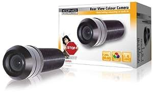 König SEC-CAM55 Farb CCTV Stiftkamera In Wetterfestem Gehäuse