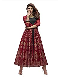 01bfda7d3 Amazon.in  Georgette - Salwar Suits   Ethnic Wear  Clothing ...