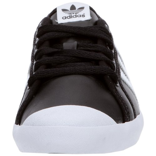 adidas Originals Adria Low Sleek W, Baskets mode femme Noir1/Blanc/Noir1