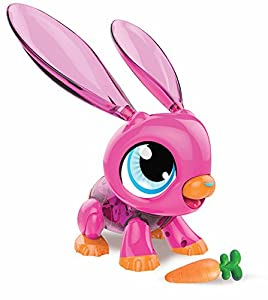 Build a Bot- Mascota-Robot Conejo, Multicolor (Famosa 700013960)