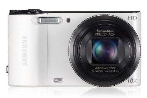 Samsung WB150F Point & Shoot Camera (White)