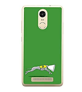 Fuson Designer Back Case Cover for Xiaomi Redmi Note 3 :: Xiaomi Redmi Note 3 Pro :: Xiaomi Redmi Note 3 MediaTek (dog Dog Race Competition Winner Achiever)