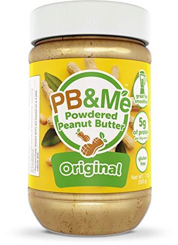 Pb & me - burro di arachidi in polvere tradizionale - 7.05 once
