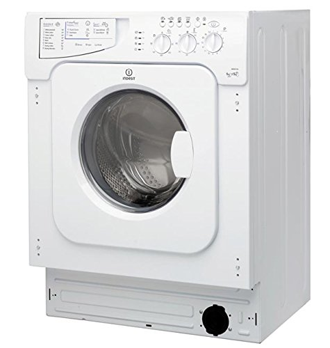 IWDE126 1200rpm Spin Speed 6kg Wash & 5kg Dry Load Washer Dryer