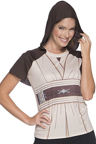 Star Wars Jedi Knight Women's Rhinestone Costume Shirt: ()