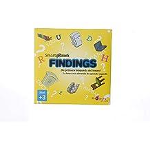 Findings - La primera búsqueda del tesoro para niños a partir ...