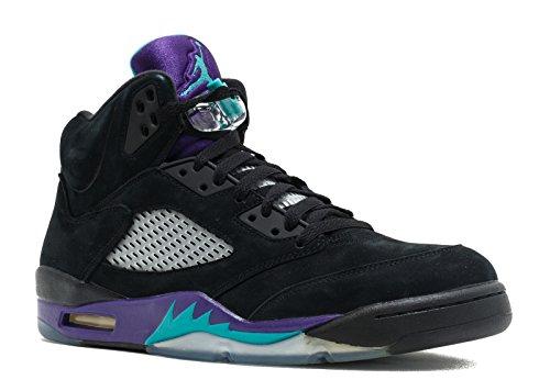 Nike AIR Jordan 5 Retro 'Black Grape' - 136027-007 -