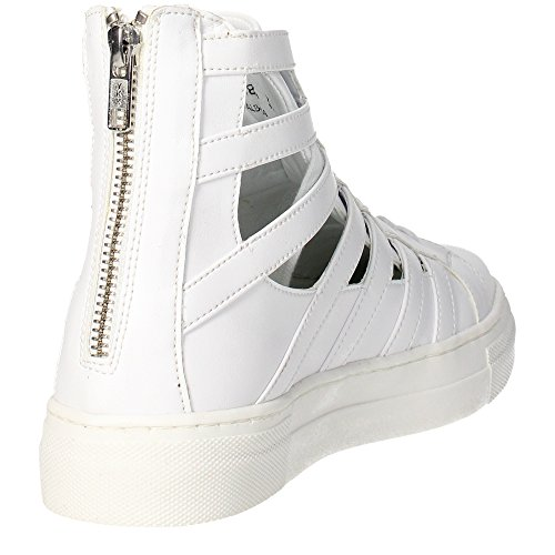 Cult CLJ101584 Sneakers Donna Bianco