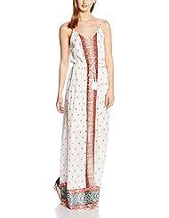 Vero Moda Vmlupita Long Dress - vestido Mujer