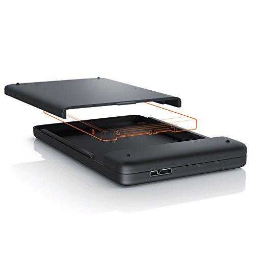 CSL - USB 3.0 externes Festplattengehäuse für 2,5