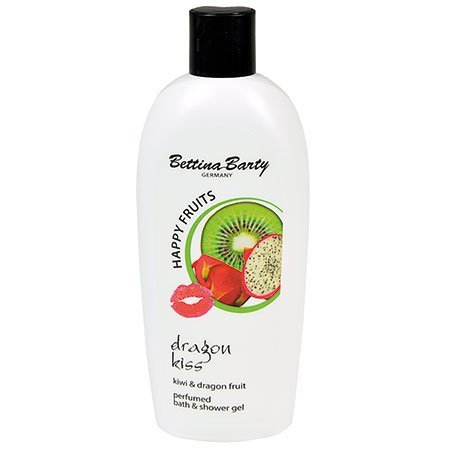 Bettina Barty Dragon Kiss Bath & Shower Gel (kiwi dragon fruit) -