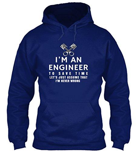 Engineering Lustig Geschenke (Bequemer Hoodie Damen / Herren / Unisex von Teespring | Originelles Outfit für jeden Anlass und lustige Geschenksidee - engineering hoodies)