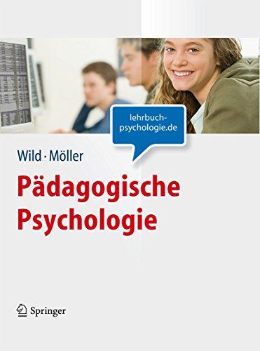 Pädagogische Psychologie (Lehrbuch mit Online-Materialien) (Springer-Lehrbuch)