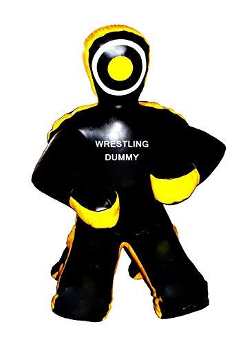 Freestyle Wrestling WWE MMA Grappling Wrestling Jiu Jitsu Workout wirft Stanzen Judo Bag Jugend Kinder Dummy Ungefüllt 59
