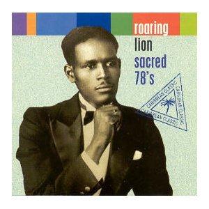 Roaring Lion - Sacred