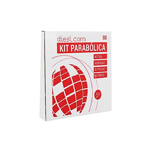 Diesl.com Kit Antena Parabólica