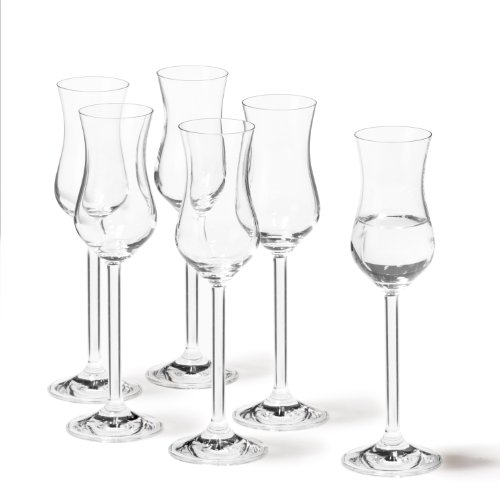 Leonardo 35237 Grappaglas Set Daily 6-teilig (Sherry-set)