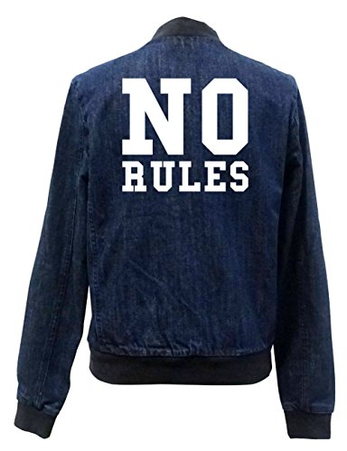 No Rules Jeans Bomberjacke Certified Freak-S