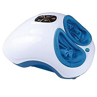 Fuss-fit-Maxx Fussmassagegerät - Wellness Oase - Fußreflexzonen Massagegerät - mit 3D-Luftmassagetechnik und zuschaltbarer Wärmefunktion