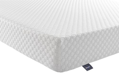 Silentnight 7-Zone Memory Foam Rolled Mattress – UK King