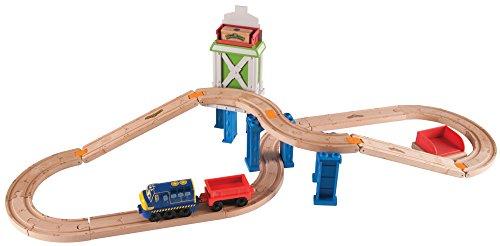 Chuggington Holzeisenbahn einfach track- Cargo Crossover