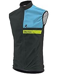 Uglyfrog #26 Ciclismo Chalecos Hombres Winter with Fleece Cycling Vest de Bicicleta Conjunto de Ropa