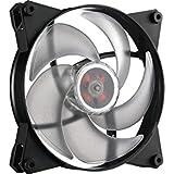 Cooler Master MasterFan Pro 140 Air Pressure RGB Carte-mère Ventilateur - ventilateurs, refoidisseurs et radiateurs (Carte-mère, Ventilateur, 14 cm, 650 tr/min, 1550 tr/min, 6 dB)
