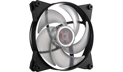 Cooler Master MasterFan Pro 140 AP RGB Kit PC Gehäuse Zubehörteil 'MasterAccessory RGB Fan Controller, 3x MasterFan Pro 140 AP Lüfter, Hohe Mainboard-Kompatibilität' MFY-P4DC-153PC-R1