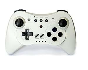 Hobbytech - manette de jeu sans fil pour Nintendo Wii-U, Wii et Android - Blanche