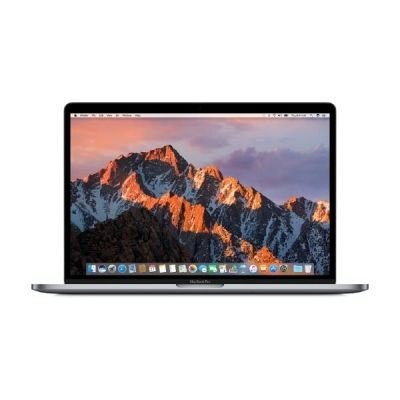 "Apple MacBook Pro, 15"" mit Touchbar, Intel Quad-Core i7 2,9 GHz, 512 GB SSD, 16 GB RAM, 2017, Space Grau"