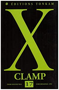 X Edition simple Tome 17
