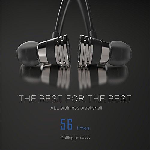 Rmplayer OT01 HiFi-Kopfhörer In-Ear für Spiel - Metallic Black - Bild 4