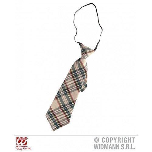 erte Schulmädchen - Krawatte im Hipsterlook (Schulmädchen-krawatte)