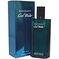 Davidoff COOL WATER homme / man, After shave, 1er Pack (1 x 125 ml)