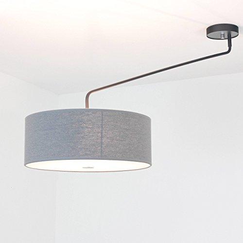 LED Deckenspot Design Deckenlampe Chrom Deckenstrahler Deckenleuchte verstellbar