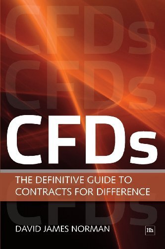 Cfds: The Definitive Guide to Contracts for Difference by David James Norman (2009-07-27)