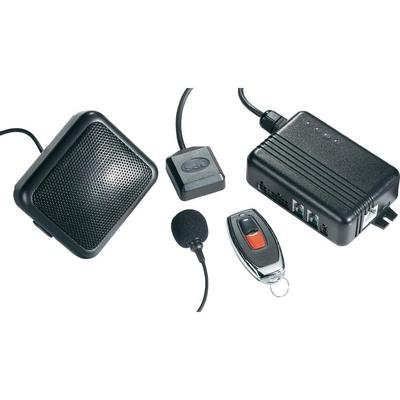 CE Auto Alarmanlage GKA100 Mobiltelefon kompatibel, Fahrzeugortung, Autotelefon-Funktion, Erschütteru