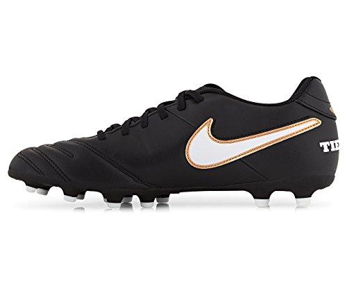buy online 94796 39672 ... Nero Scarpe Da Calcio Nike Uomo Tiempo Rio Iii Fg, Rosso, ...