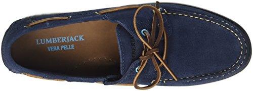 Navegador Blu La avio Man Leñador Zapatos Navegación De dxYatnwCq