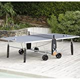 Table de Ping Pong 150S CROSSOVER OUTDOOR- Gris, Votre...