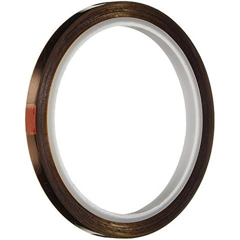 TapeCase B-1/4-36A 1 poliimmide Film mil-Nastro adesivo acrilico/1 x 36yds (4 10,16 cm