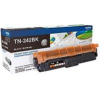 Brother Original Tonerkassette TN-242BK schwarz (für Brother HL-3142CW, HL-3152CDW, HL-3172CDW, DCP-9017CDW, DCP-9022CDW, MFC-9142CDN, MFC-9332CDW, MFC-9342CDW)