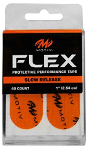 Motiv Flex Performance Tape orange - vorgeschnittene 40 Stück