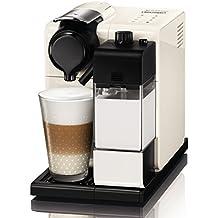 De'Longhi Nespresso Lattissima Touch | EN 550.W Kaffekapselmaschine mit Milchsystem | Gratis Welcome Set mit Kapseln in unterschiedlichen Geschmacksrichtungen | 19 bar Pumpendruck | Weiß