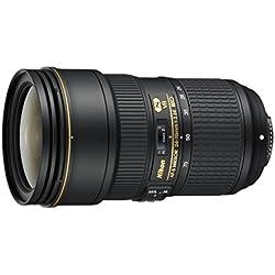 Nikon AF-SNikkor 24-70mm 1:2.8E ED VR Objektiv (82 mm Filtergewinde) für Nikon-F-Bajonett schwarz