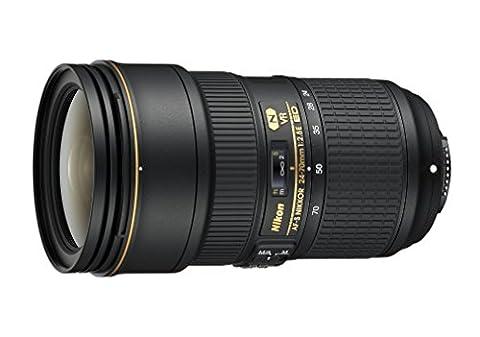 Nikon 24-70 mm / F 2.8 AF-S NIKKOR E ED VR Objectifs