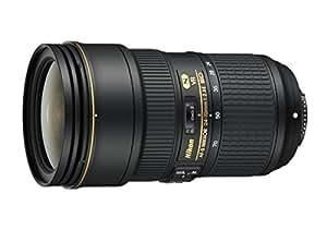 Nikon AF-S Nikkor ED VR 24-70 mm 1:2 8E Objektiv (82 mm Filtergewinde) schwarz
