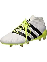 adidas Ace 16.1 Primeknit Fg/Ag W, Botas de Fútbol para Mujer
