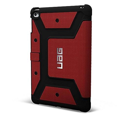 Urban Armor Gear UAG-IPDM4-RED-VP Tablet Case for Apple iPad Mini